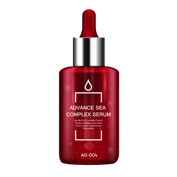 สูตรครีม ADVANCE SEA COMPLEX SERUM