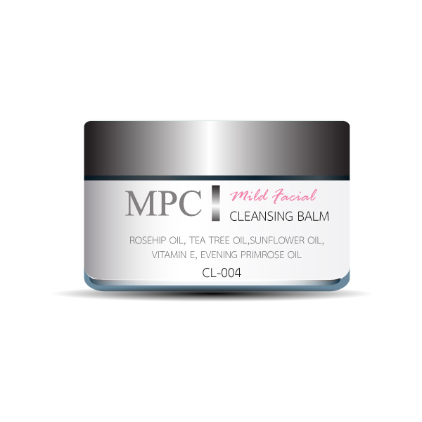 สูตรครีม MILD FACIAL CLEANSING BALM