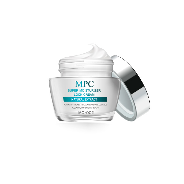 สูตรครีม SUPER MOISTURIZER LOCK CREAM